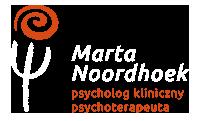Marta Noordhoek - psycholog kliniczny, psychoterapeuta